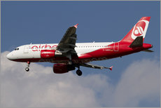 Airbus A320 of Air Berlin
