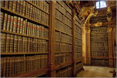Old Library of Melk Abbey