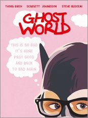 Alternative Ghost World art print