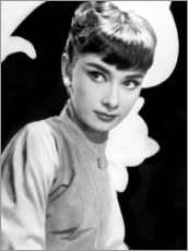 Audrey Hepburn in 1954