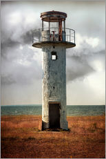 On old light house in Estonia