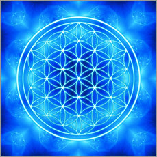 Flower of Life - Archangel Michael