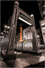 Chicago Theatre , Illinois