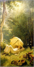 The Painter (A Rest in the Woods)