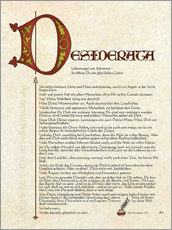 Desiderata - Version German 2