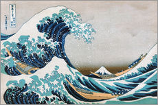 Katsushika The Great Wave