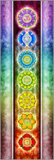 The seven chakras - Series III