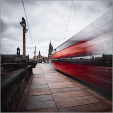 Dresden red line