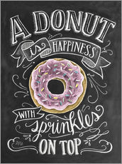A Donut is Happiness