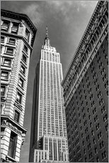 Empire State Building - NYC (monochrome)