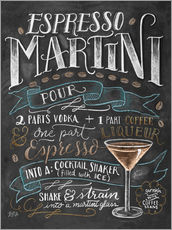 Espresso Martini recipe