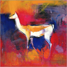 foal, abstract