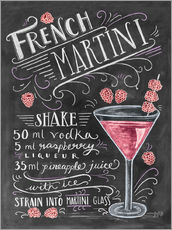 French Martini Raspberry