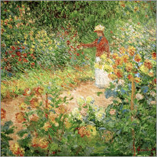 Monet's Garden in Giverny