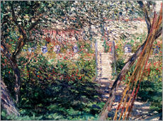 Garden at Vetheuil