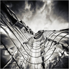 Gehry Duesseldorf | 03 (monochrome)