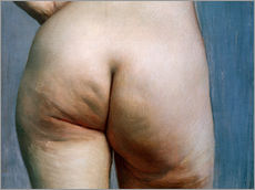 Study of the buttocks