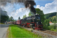 Harz Locomotive
