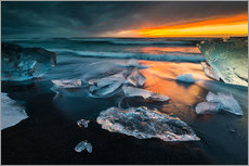 Iceland Diamond Beach I