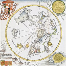 Map of the Southern Sky. 1515