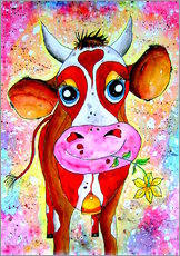 Cow Karla animals for children nursery