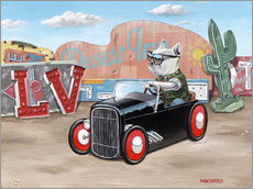 Las Vegas Hot Rod Frenchie