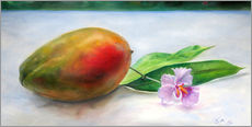 Mango and orchid