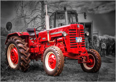 McCormick tractor Oldtimer