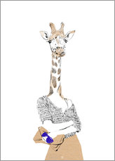 Fashion giraffe