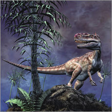 Monolophosaurus was a theropod dinosaur from the Middle Jurassic period.