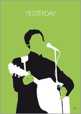 MY PAUL MCCARTNEY Minimal Music poster