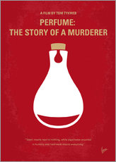 No194 My Perfume The Story of a Murderer minimal movie poster