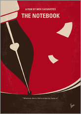No440 My The Notebook minimal movie poster