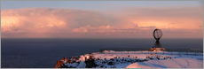 NORTH CAPE PANORAMA OF NORWAY