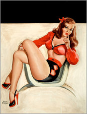 Pin Up - The Quiet