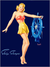Pin Up - Ship Shape