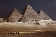 Pyramids of Giza, Middle East