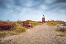 Lighthouse Red Cliff (Kampen/Sylt)