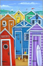 Rainbow Beach Huts