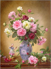 Romantic Roses of Yesteryear