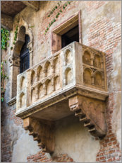 Romeo and Juliet balcony, Verona