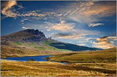 Scotland - Old Man of Storr at the isle of Skye