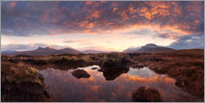 Scotland - Highland Sunrise