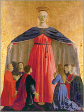 The Madonna of the Protecting Cloak