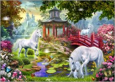 Unicorn summer house