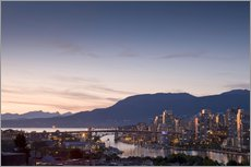Cityscape of Vancouver
