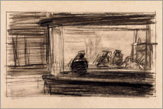 Studies for Nighthawks