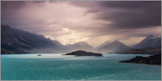 Storm over Glenorchy