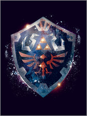Epic Shield of Hyrule