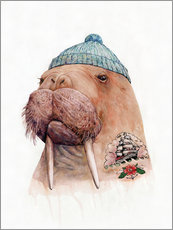 Tattooed Walrus